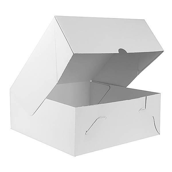 Plastic Cake Boxes
