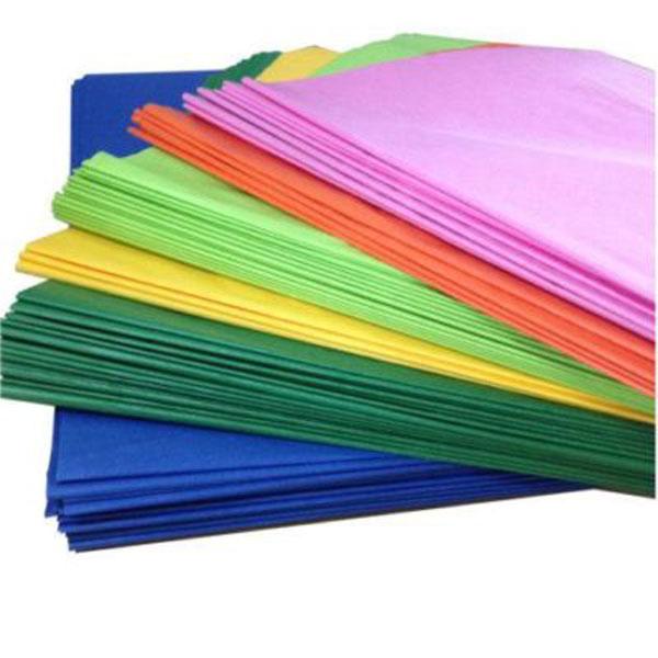 Multi-Color Tissue Paper